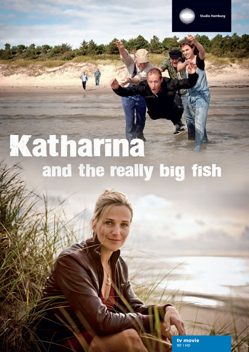 Katharina and the really big fish