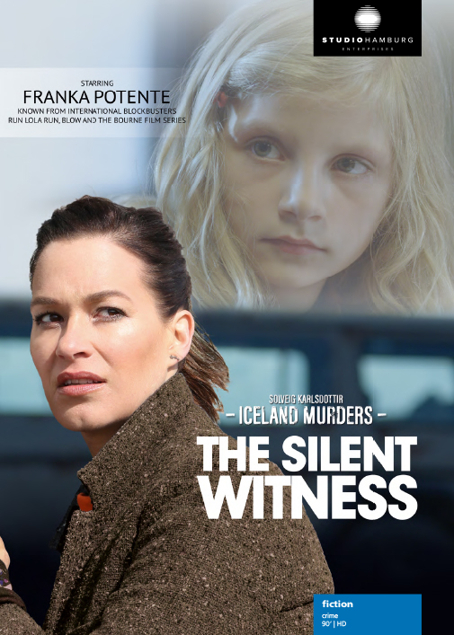 Iceland Murders: The silent witness