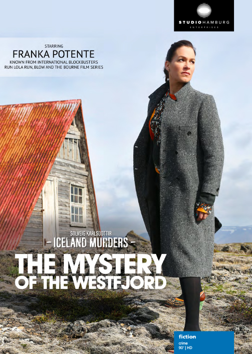 Iceland Murders: The mystery of the Westfjord