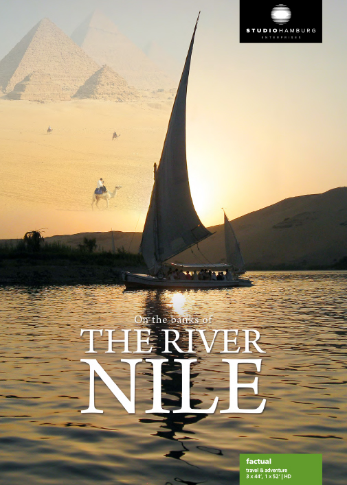 On the banks of the river Nile