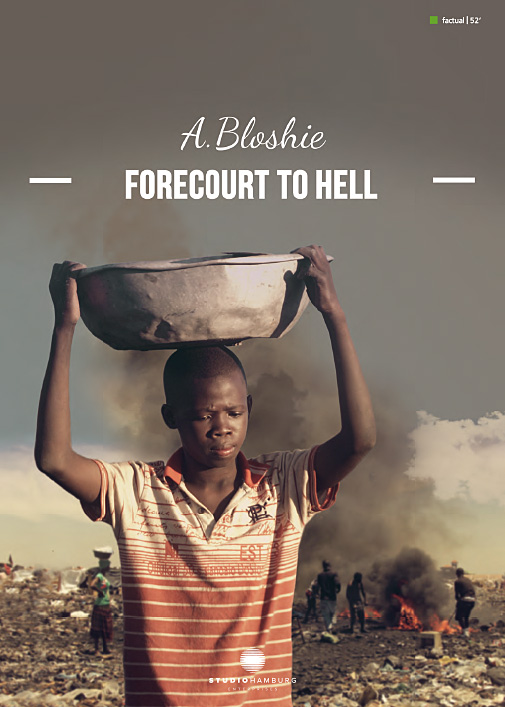 A.Bloshie - Forecourt to hell