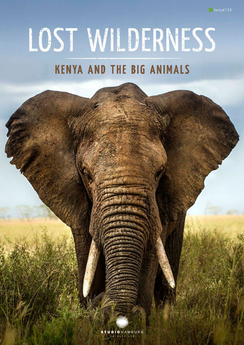 Africa's lost wilderness - Kenya and the big animals